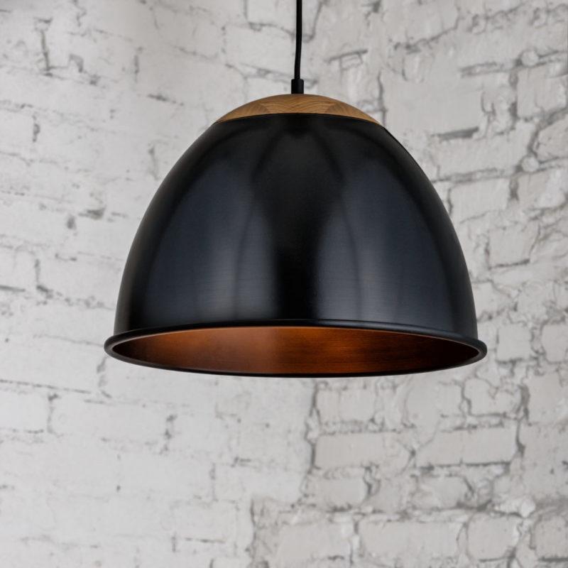 Светильник подвесной Urban light D420 Black