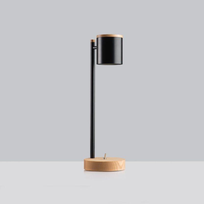 Настольная лампа Urban  Black